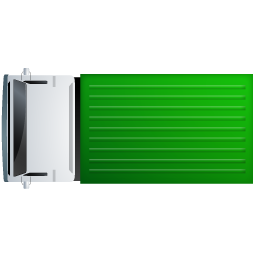 Truck Top Green icon