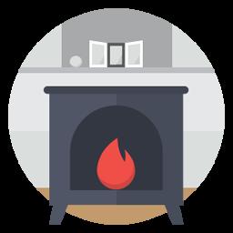 fire stove icon