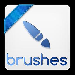 brushes icon