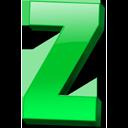 Letter z icon