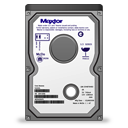 Maxtor vertical icon