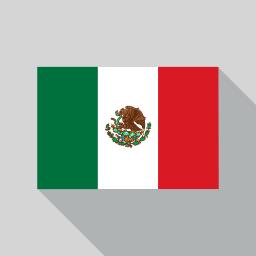 Mexico Flag icon
