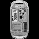 Power Mac G4 back quicksilver icon
