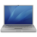 PowerBook G4 blue icon
