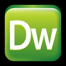 Adobe Dreamweaver CS3 icon