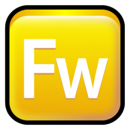 Adobe Fireworks CS3 icon