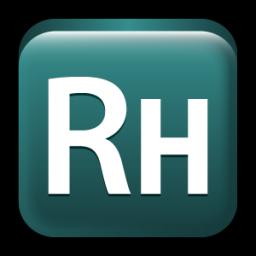 Adobe Robohelp CS3 icon