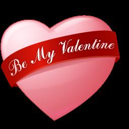 Heart BeMyValentine icon