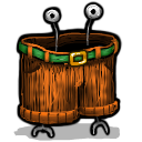 Pants Monster icon