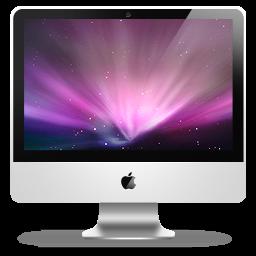 iMac 24 ON icon