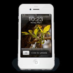 iPhone White W2 icon