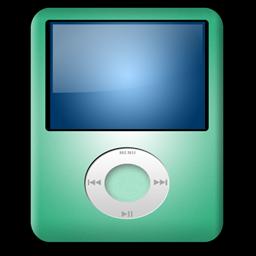 iPod Nano Lime icon