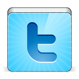 social twitter icon
