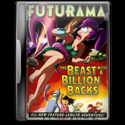 Futurama The Beast with a Billion Backs icon
