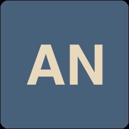 AN icon