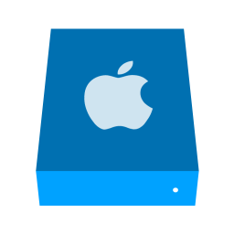 Apple Drive icon