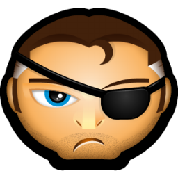 Avengers Nick Fury icon