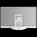 BOSE SoundDock white icon
