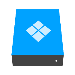 Bootcamp Blue icon