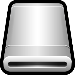 Device External Drive Removable icon