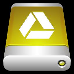 Device Google Drive icon