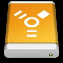 External FireWire icon