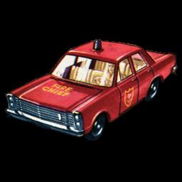 Fire Chief Car icon