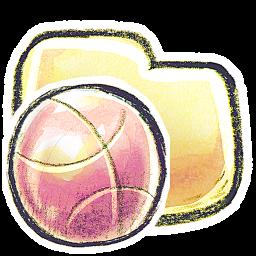 G12 Folder Basketball icon