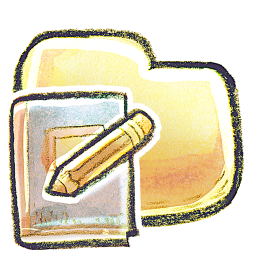 G12 Folder Notebook icon