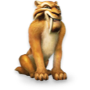 Ice Age Diego icon