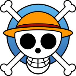 Luffys flag icon