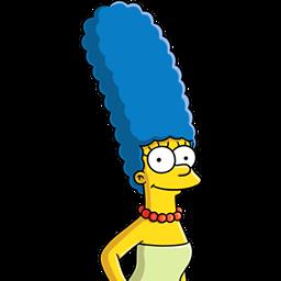 Marge Simpson icon