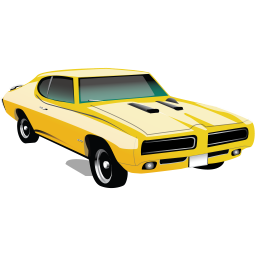 Muscle Car Pontiac GTO icon