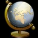 Nautilus Globe icon