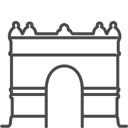 barcelona triumph icon