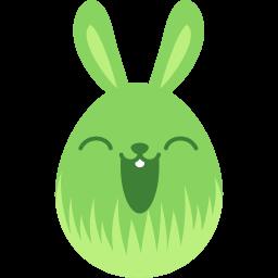 green happy icon