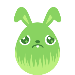 green sad icon