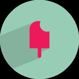 icecream bite icon