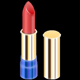 lipstick red icon