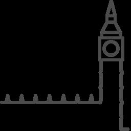 london bigben icon