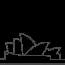 sidney opera icon