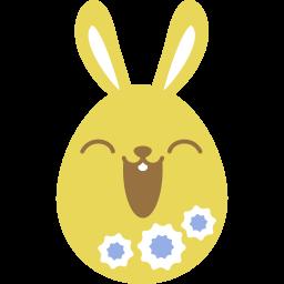 yellow happy icon