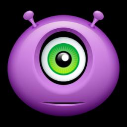 Alien awake icon