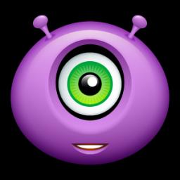 Alien friendly icon