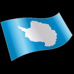 Antarctica Flag 2 icon