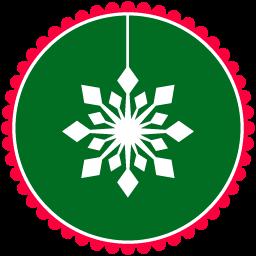 Christmas Snow Flakes 2 icon