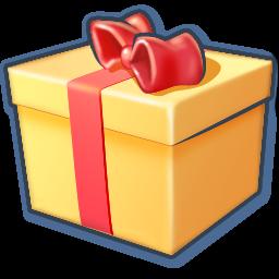Kết quả hình ảnh cho icon hộp quà tặng