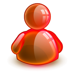 online red icon