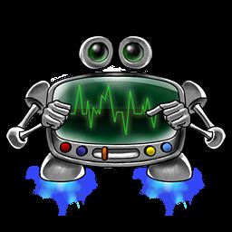 robot screen settings icon