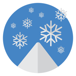 snow flakes icon